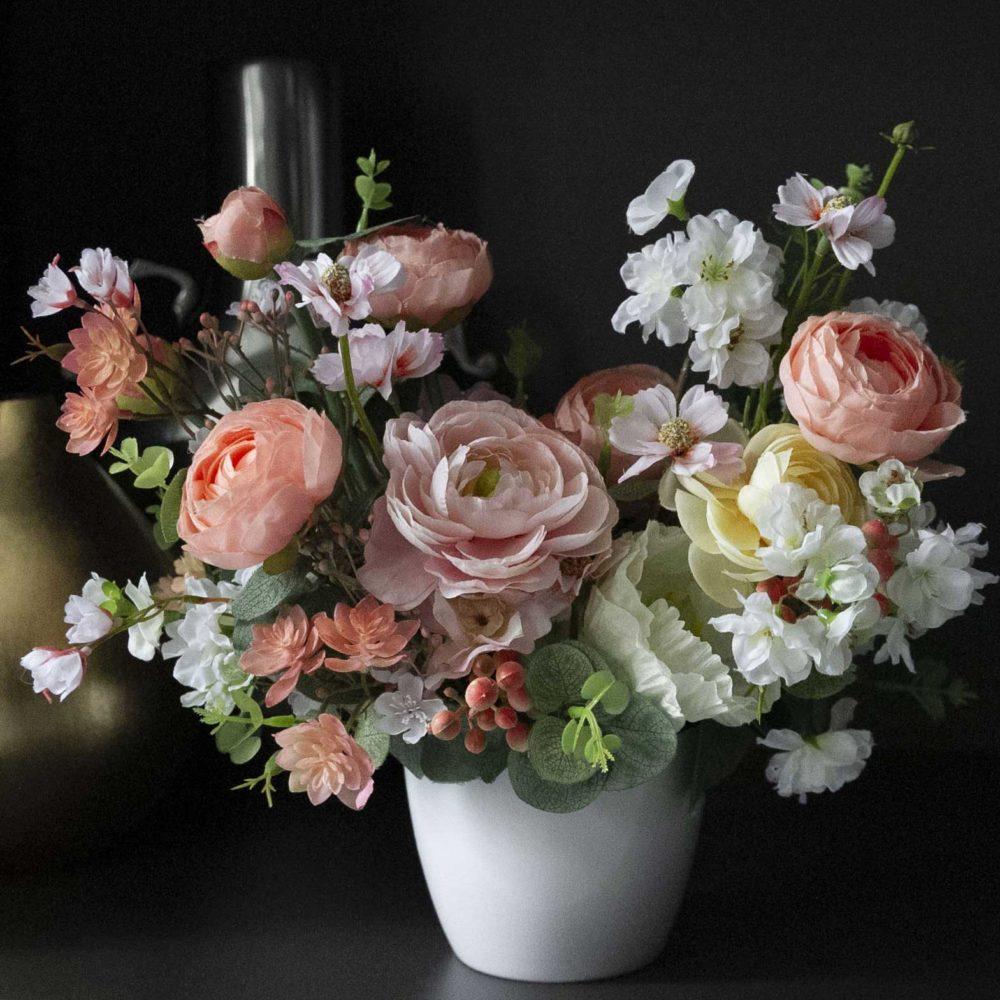 Искусственная композиция №9 - купить цветы в Санкт Петербурге