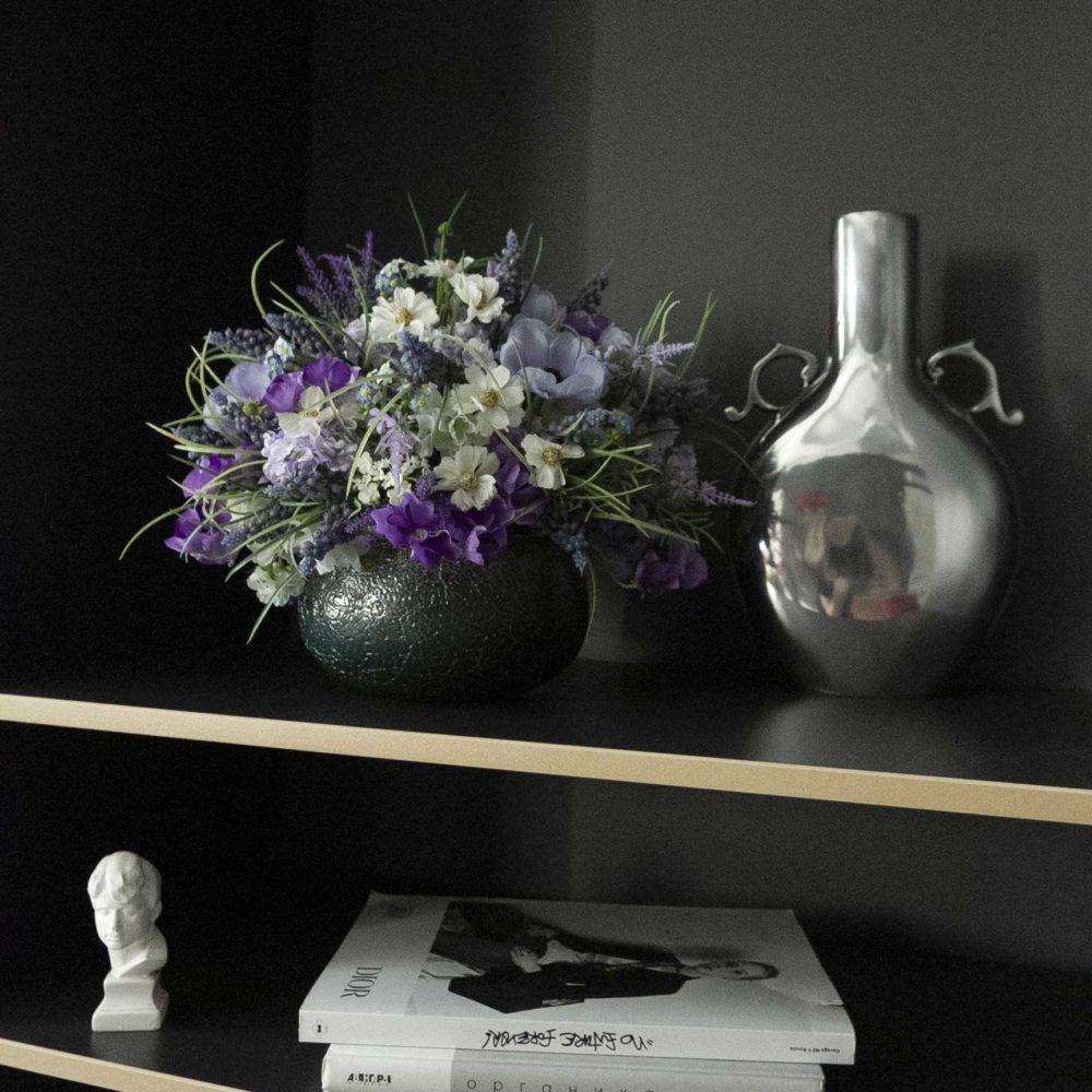 Искусственная композиция №6 - купить цветы в Санкт Петербурге