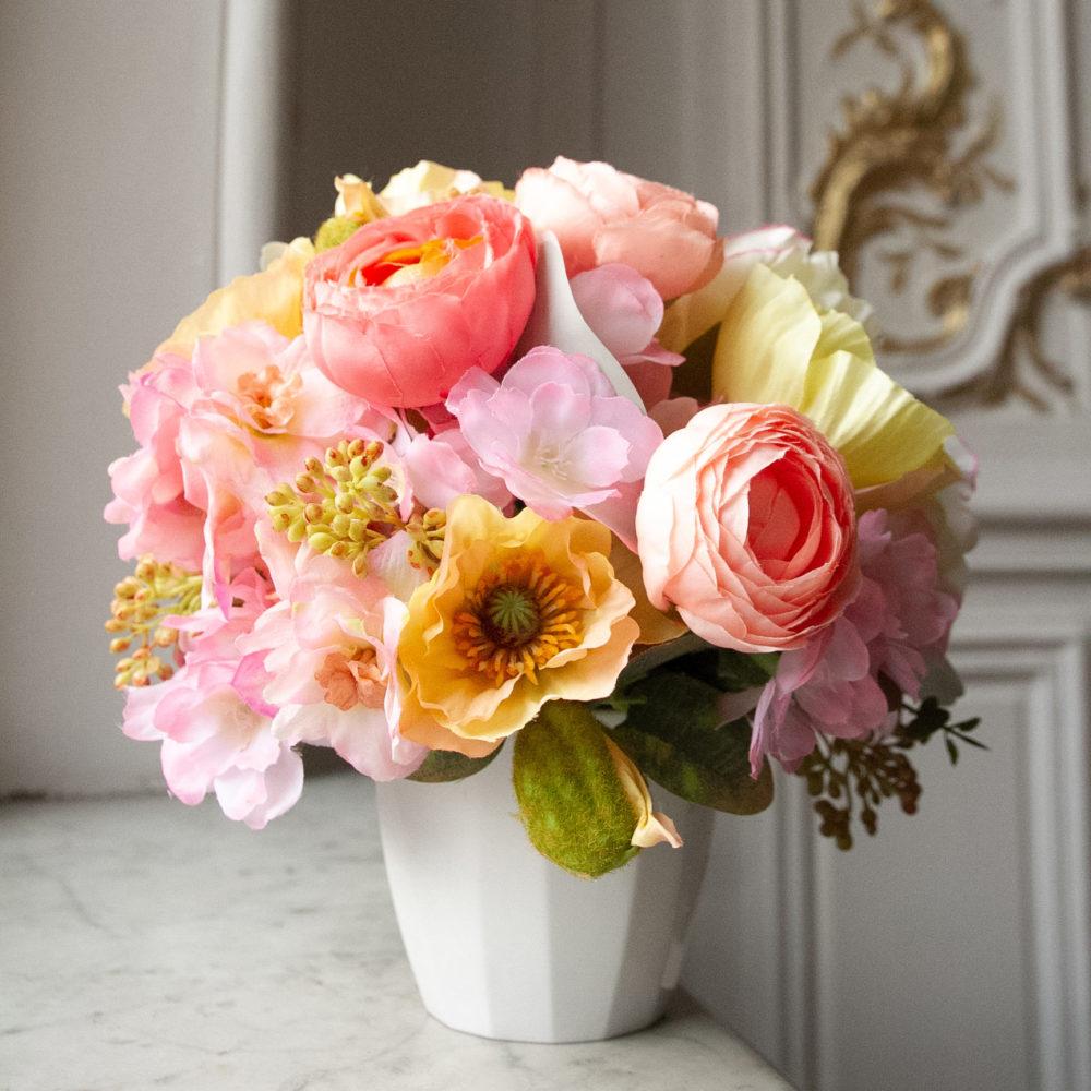 Искусственная композиция №7 - купить цветы в Санкт Петербурге