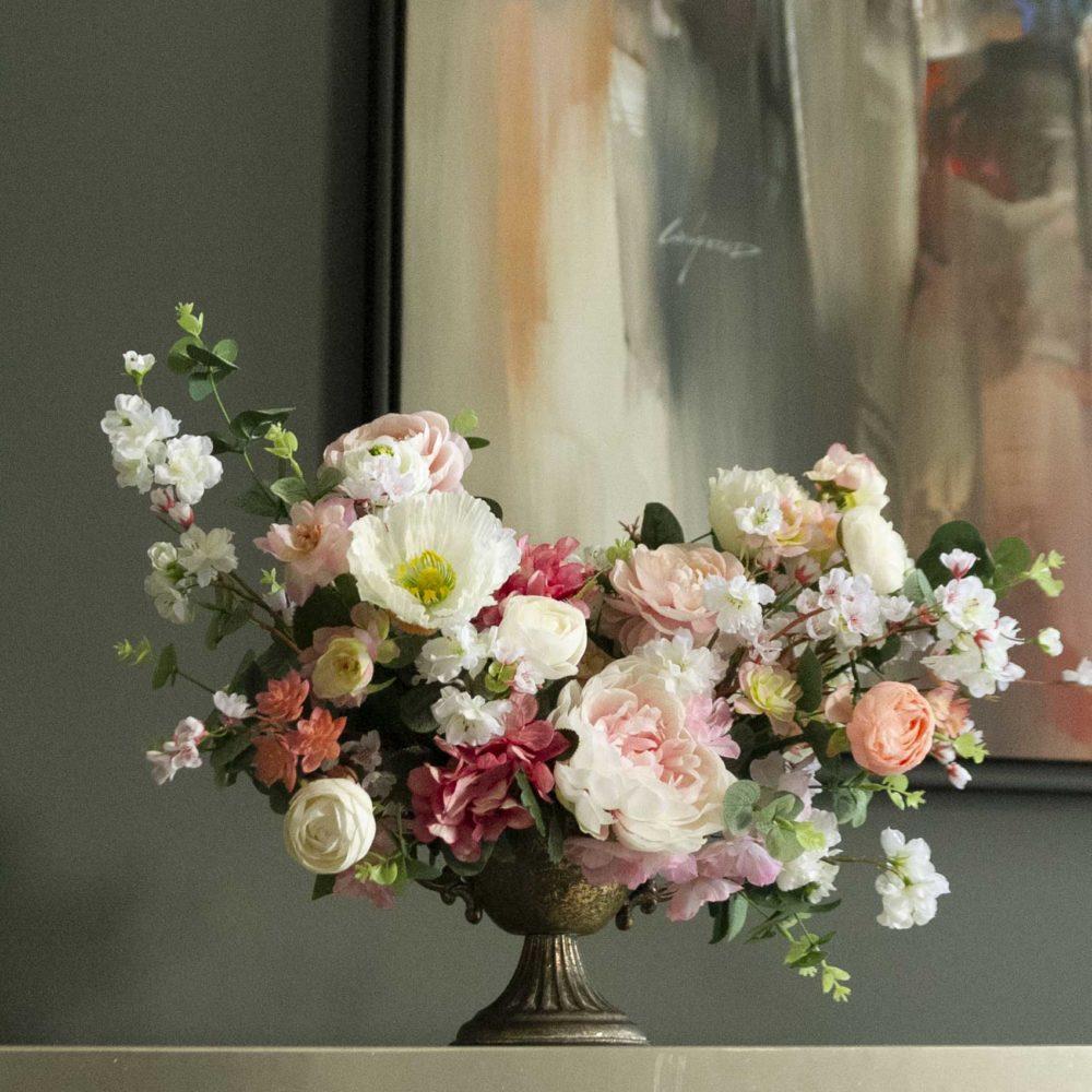 Искусственная композиция №2 - купить цветы в Санкт Петербурге
