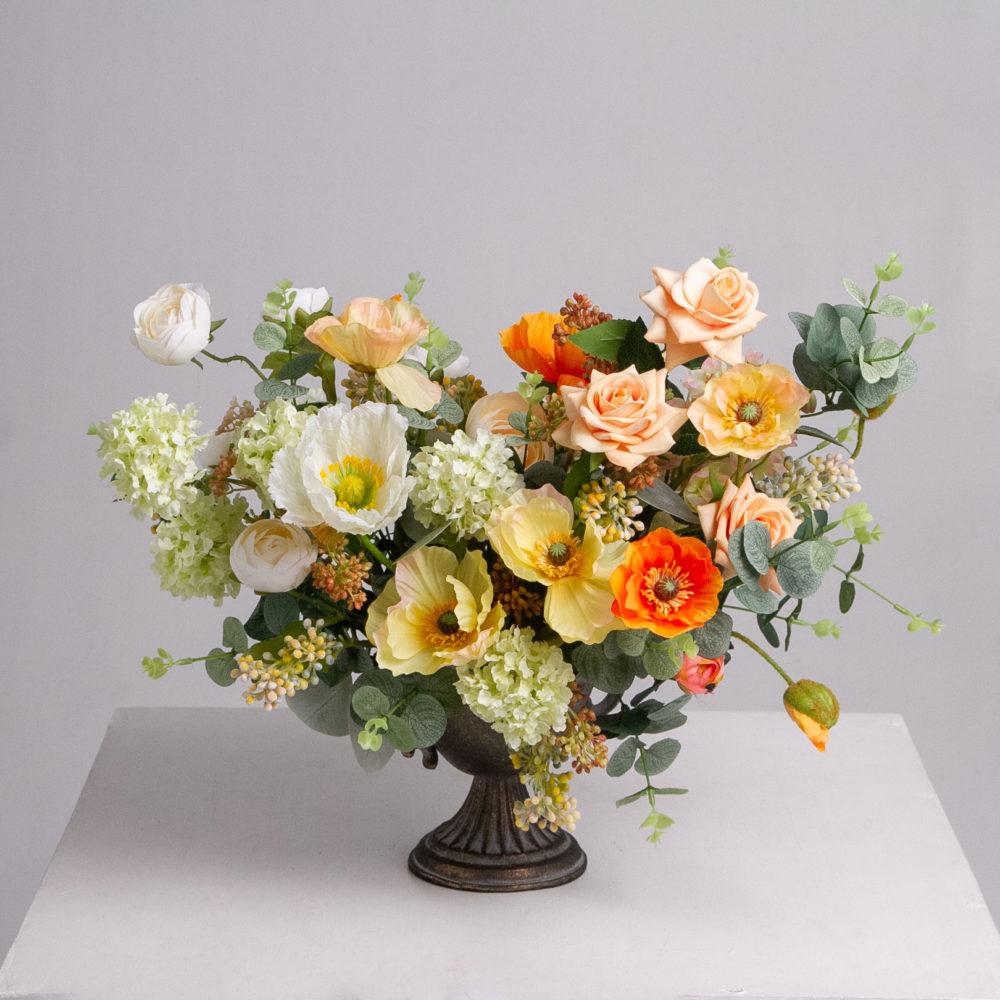 Искусственная композиция №4 - купить цветы в Санкт Петербурге