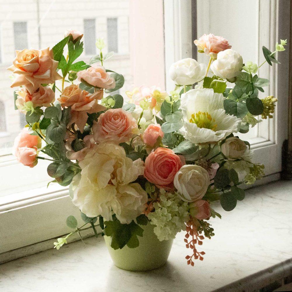 Искусственная композиция №11 - купить цветы в Санкт Петербурге