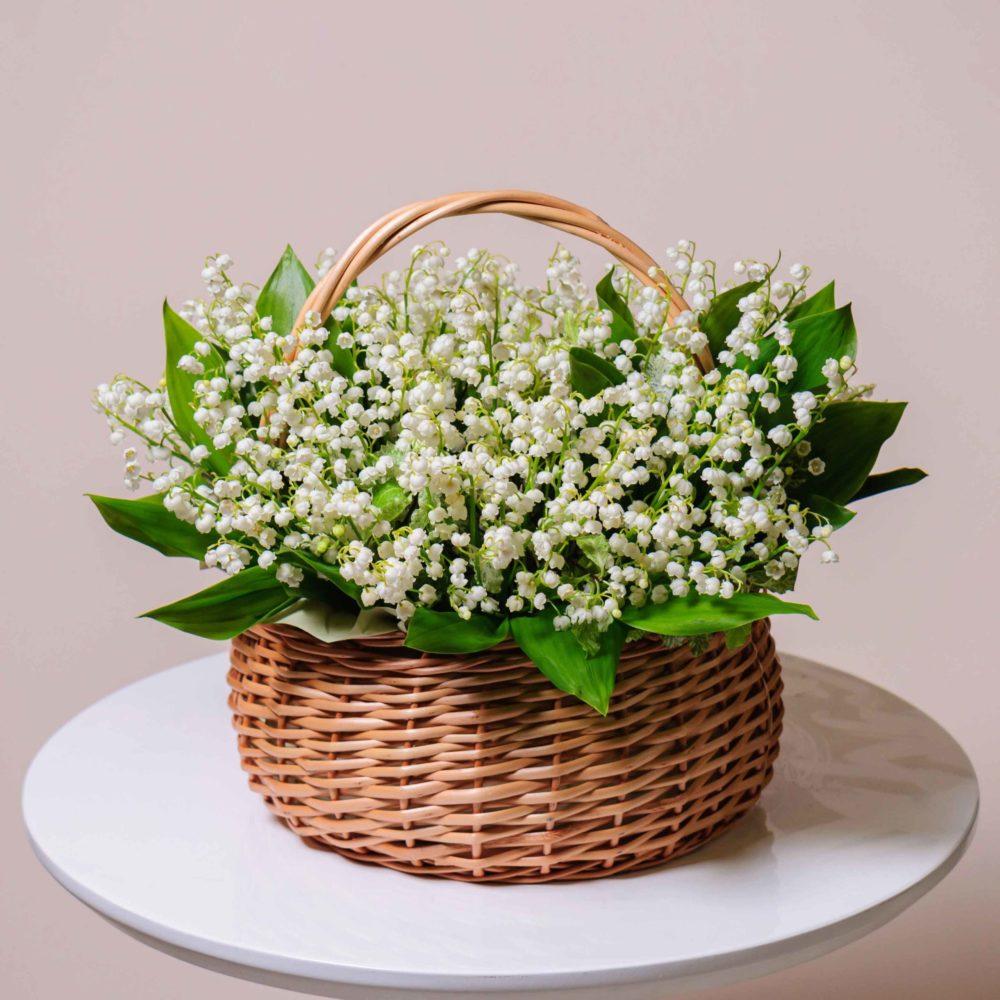 Ландыши - купить цветы в Санкт Петербурге